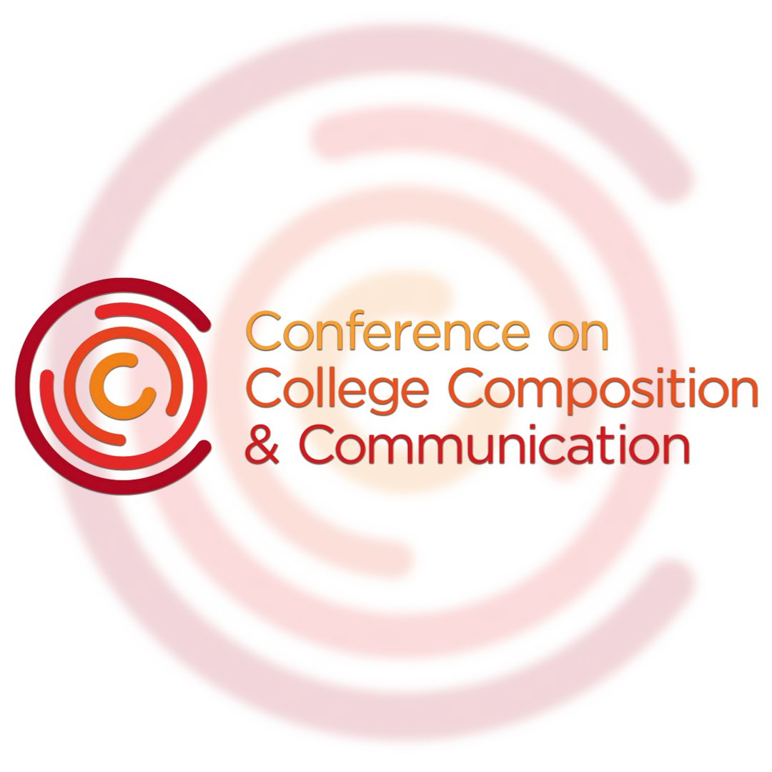 Conference on College Composition and Communication logo
