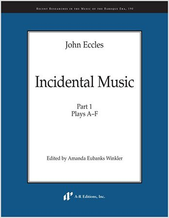 Eccles: Incidental Music, Part 1