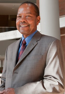 Dean George M. Langford, Arts and Sciences