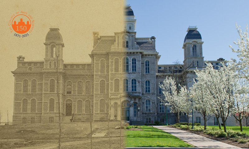 Hall of Languages Then and Now Desktop