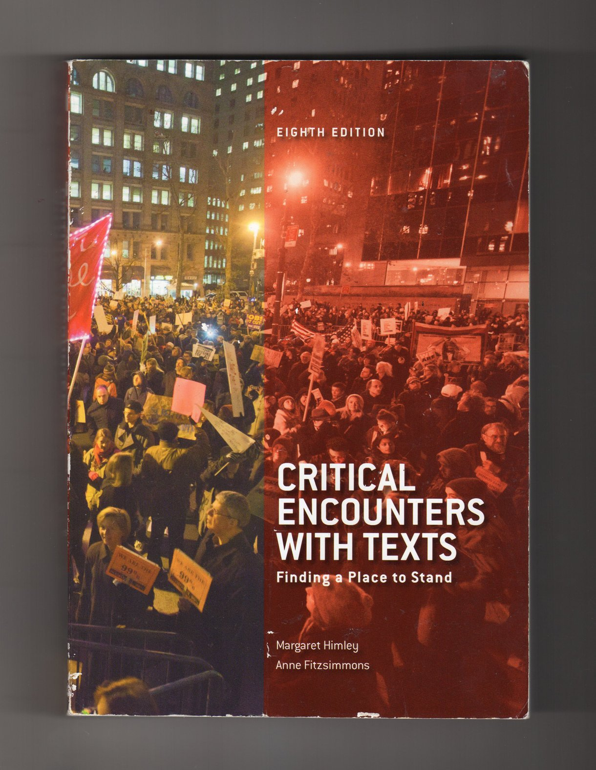 Critical Encounters with Texts: Finding a Place to Stand