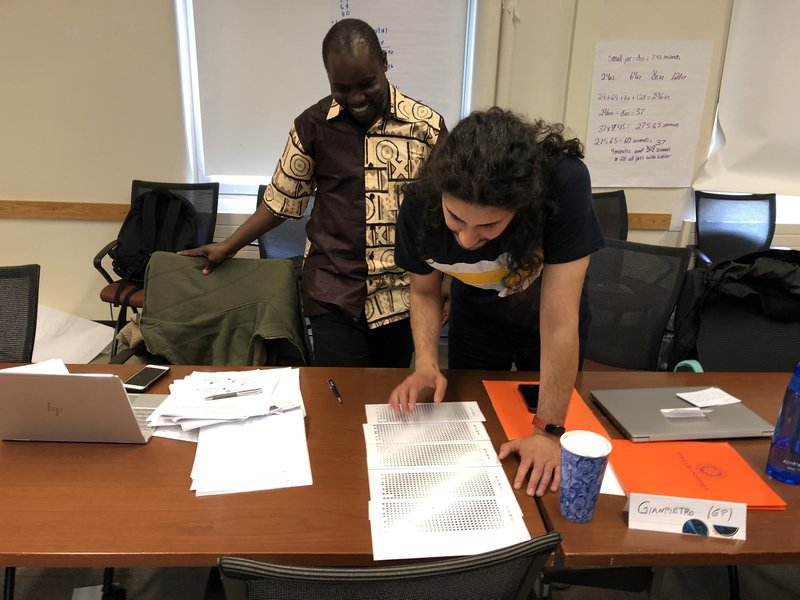 Mathematics Education Research Group - College of Arts & Sciences at Syracuse University