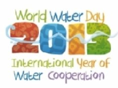 Graphic for 2013 World Water Day