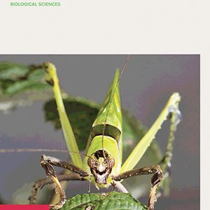 Proceedings of the Royal Society B: Biological Sciences cover