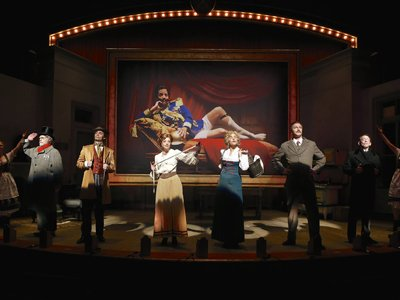 Syracuse Stage, Steve Martin's 'The Underpants'