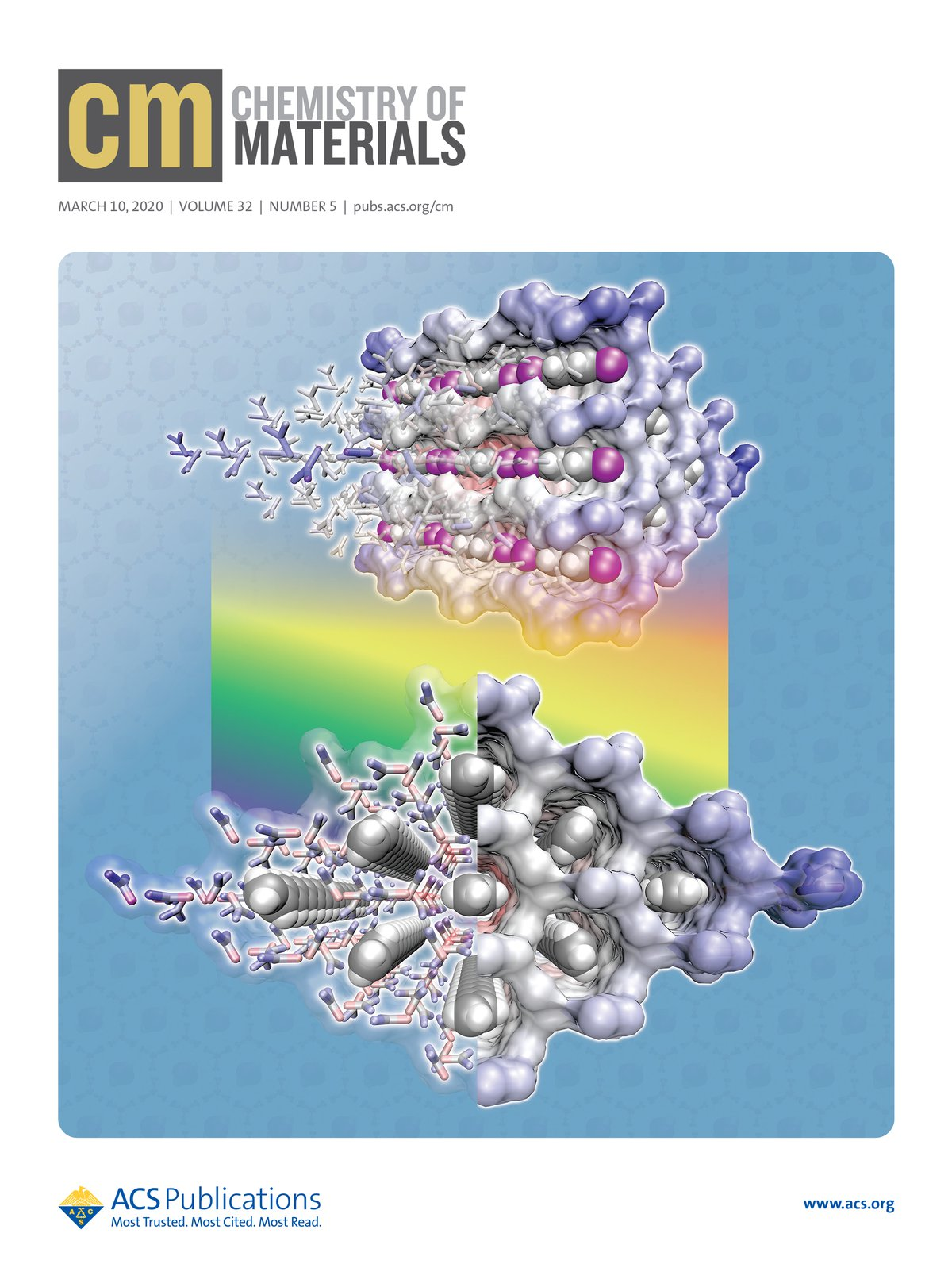 March 2020 issue of Chemistry of Materials.