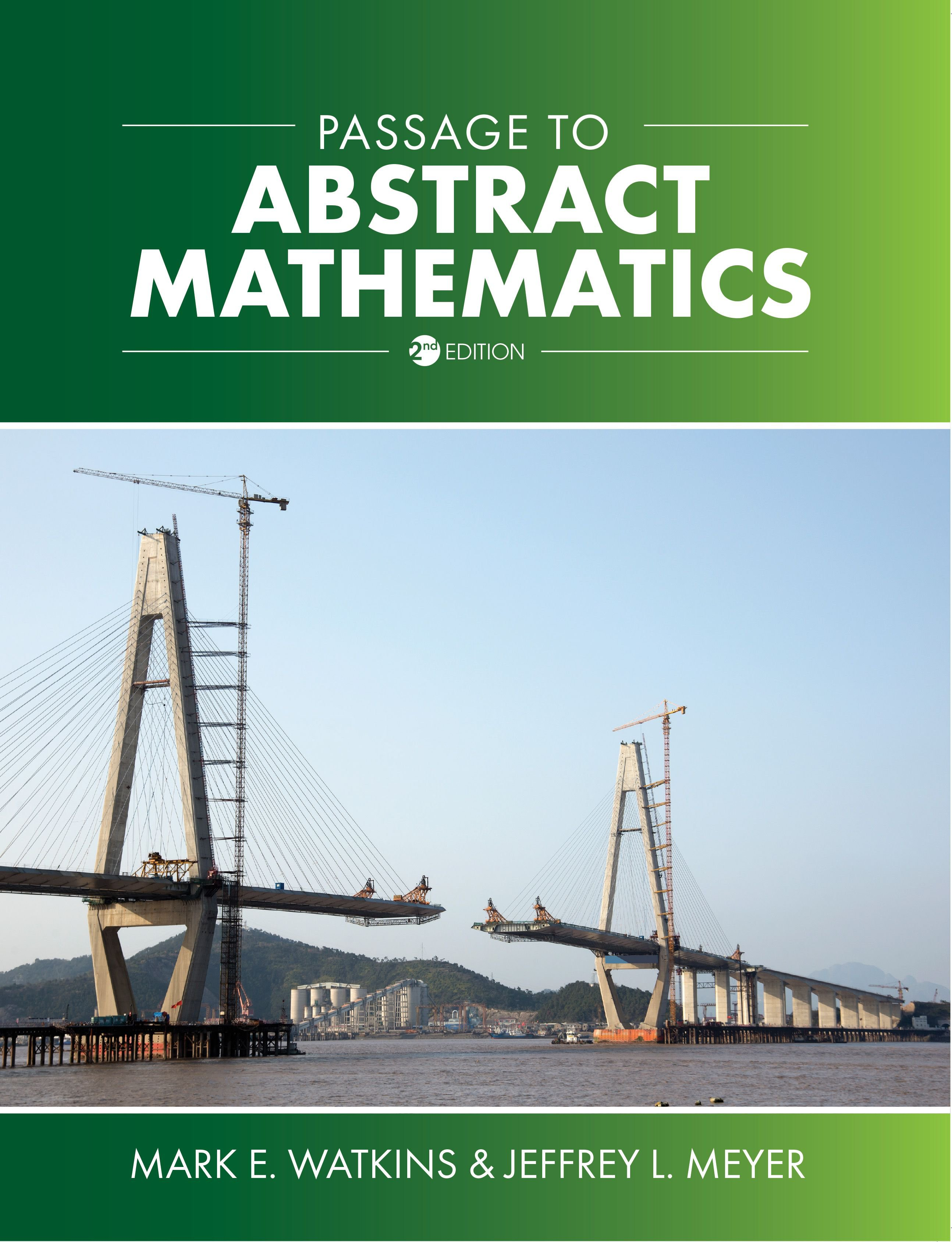 Passage to Abstract Mathematics, 2nd edition