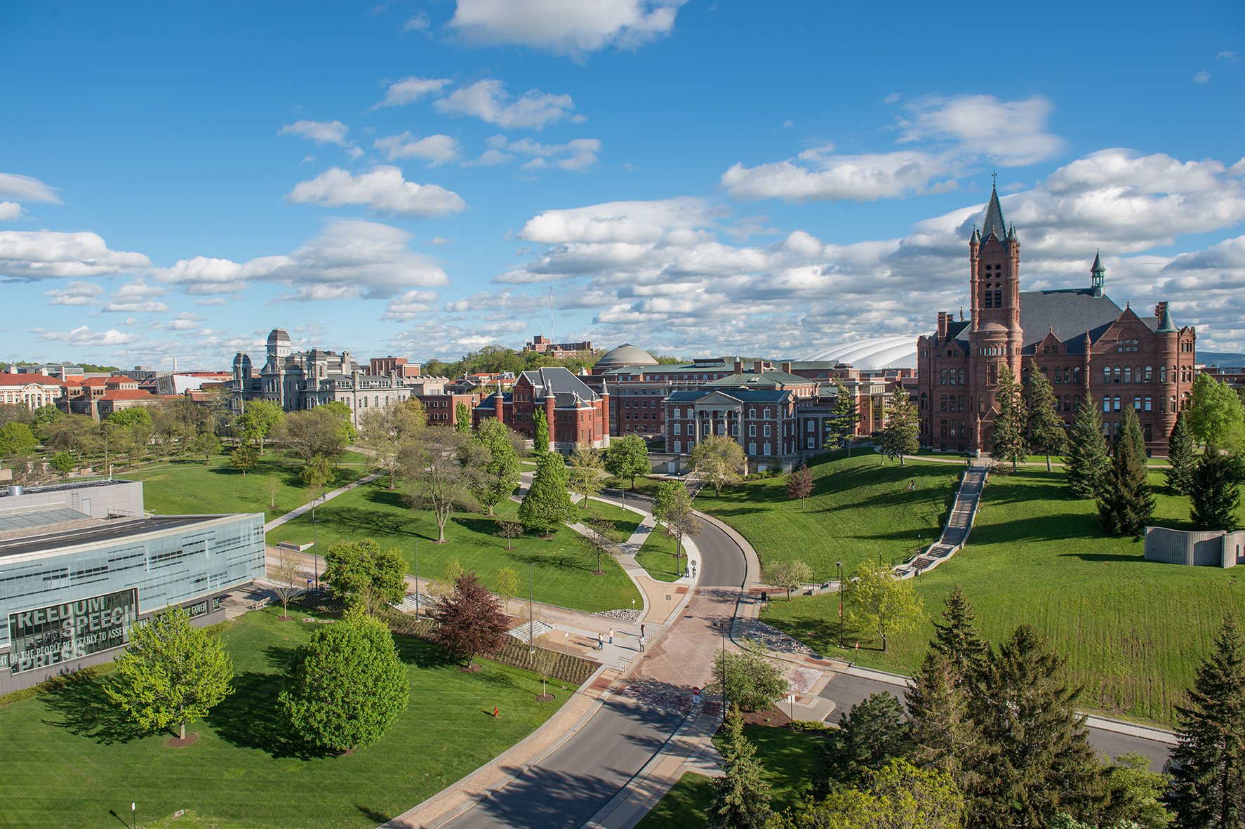 College of Arts & Sciences Admissions at Syracuse ...